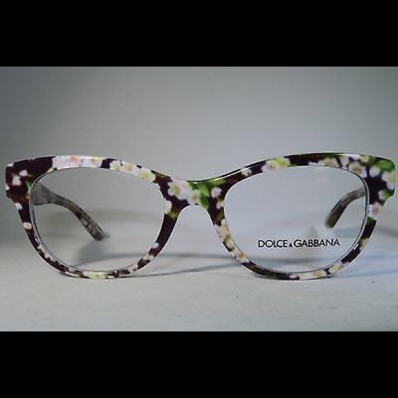 7ed1877837 Dolce   Gabbana Accessories - Dolce   Gabbana DG3203 Floral Optical Glasses