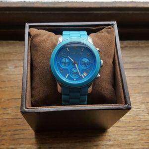 LTD TIME SALE✴✴ Michael Kors Turquoise watch