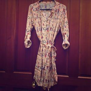 Anthroplogie dress