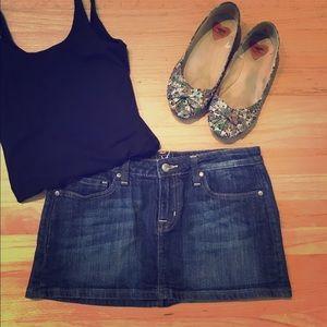 Madison Mini Skirt