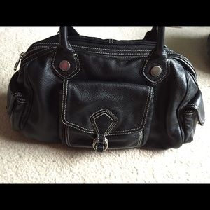 MARC BY MARC JACOBS pebble leather satchel