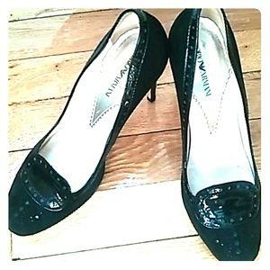 Armani Heels