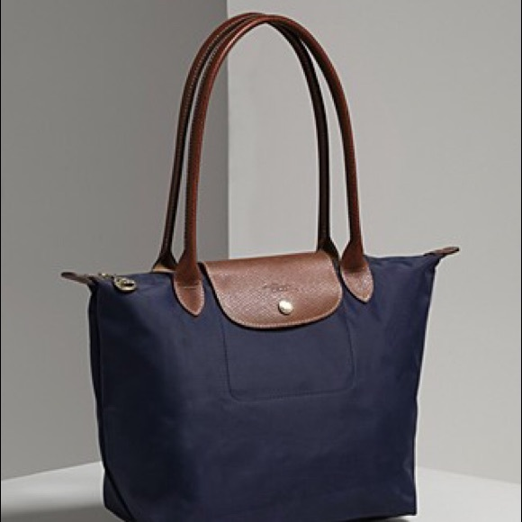 Longchamp Handbags - Longchamp Le Pliage Navy Blue Bag 💙 321ce06f8a