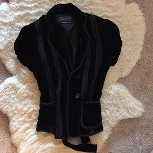 BCBG Jackets & Blazers - BCBG velvet blazer