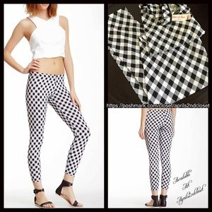 American Twist Pants - ❗️1-HOUR SALE❗️LEGGINGS BLACK Printed Knit Pants