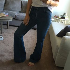 J Brand Denim - J Brand Bell Bottom Jeans