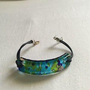 Authentic Murano Glass Bracelet