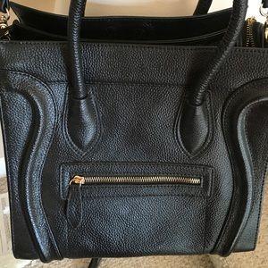 c6710ddbee6 Bags   Celine Phantom Bag Lookalike Medium Real Leather   Poshmark