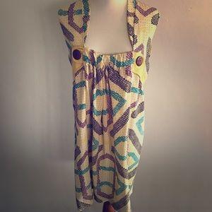 Karen Zambos Dresses & Skirts - Karen Zambos Vintage Couture Dress - L