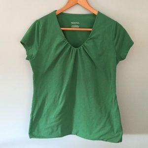  w/ $30 Purchase - Pretty Green T-shirt