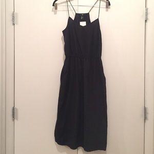 Never work h&m summer dress with pockets