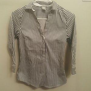 H & M dress top