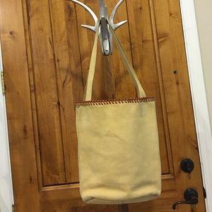 Francesco Biasia Handbags - FRANCESCO BIASIA suede purse