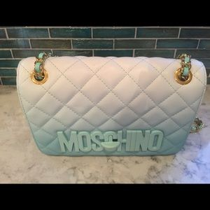 ddac6aabf8 Moschino Bags   Authentic Degrade Quilted Leather Bag   Poshmark