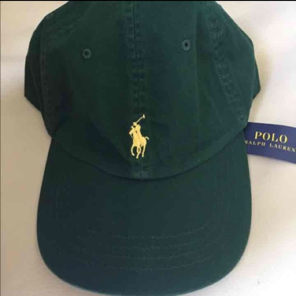 1ce2758b63 Polo cap  hat Ralph Lauren Authentic NWT