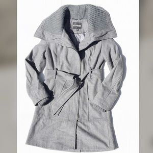 Make a reasonable offer Gray winter coat