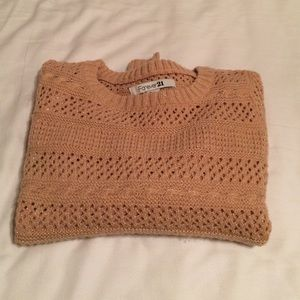 Forever 21 Sweater with hint of sparkle⚡️