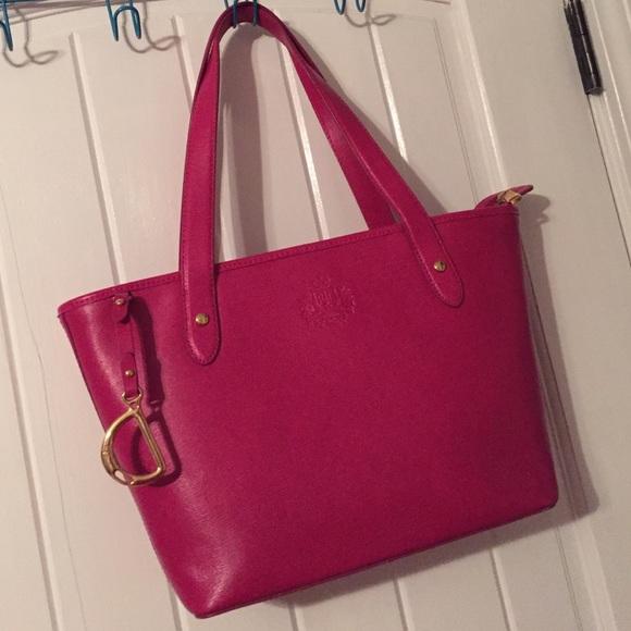lauren handbags ralph lauren leather bag