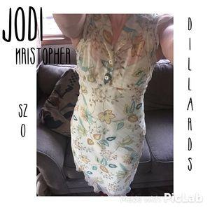 Jodi Kristopher Dresses & Skirts - 🆑️Gorgous Jodi Kristopher dress from Dillard's 1