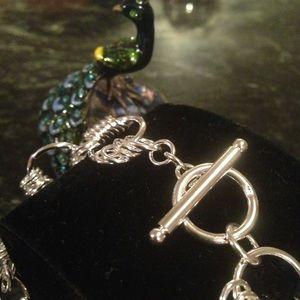 925 stamped Sterling silver bracelet