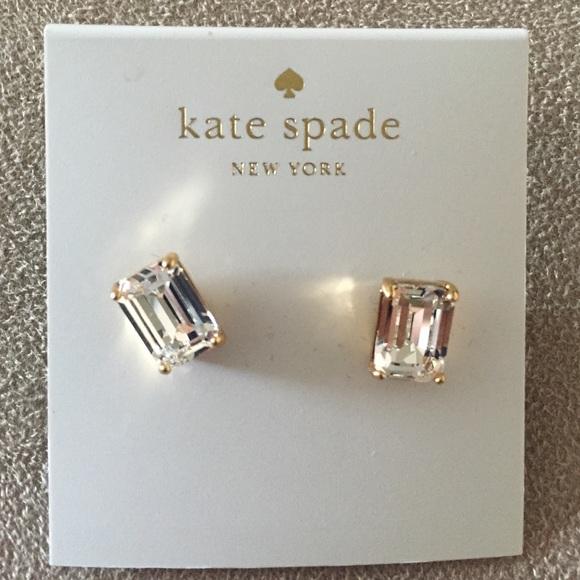 f8e0fc912 kate spade Jewelry   Diamond Earrings   Poshmark