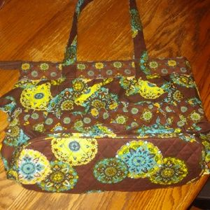 Longaberger sisters purse