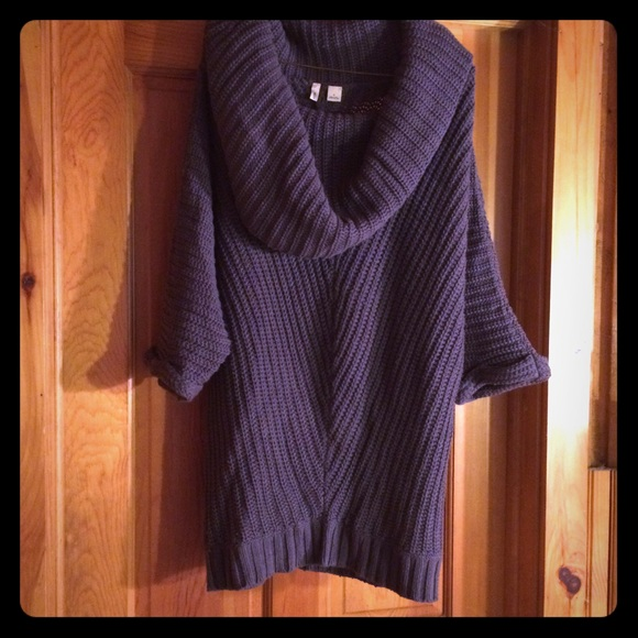 53% off Anthropologie Sweaters - SOLD--Anthropologie Moth Cowl ...