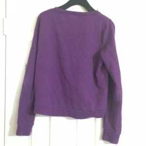 Energie Sweaters - Cropped high-lo sweater