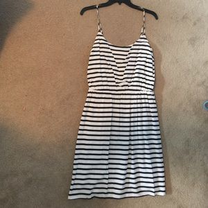 Old Navy Striped Cami Dress