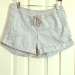 Old Navy shorts.