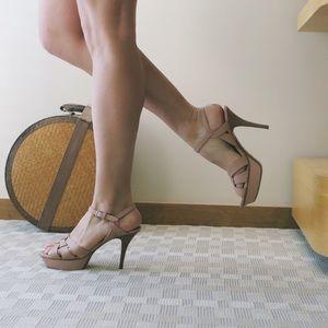 ysl tribute heels sale