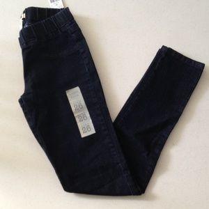 Forever 21 Pants - NWT Forever 21 Dark Denim Pants Leggings Sz 26