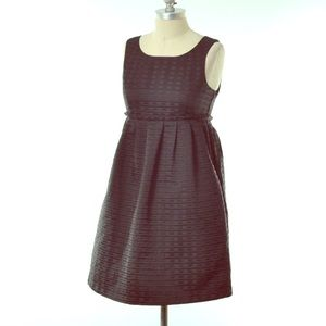 Max & Cleo Dresses & Skirts - Max & Cleo brocade babydoll little black dress