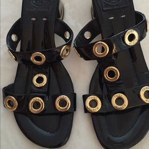  Moving SaleTory Burch sandals. Reduced 
