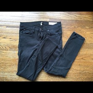 Rag and Bone gray jeans. Size 27.