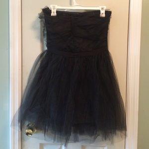 Paper Crown Dresses & Skirts - Paper Crown Black Dress
