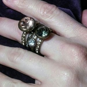 Vintage Jewelry   Lowest $💘Vintage Ring / Steampunk / Costume Jewel