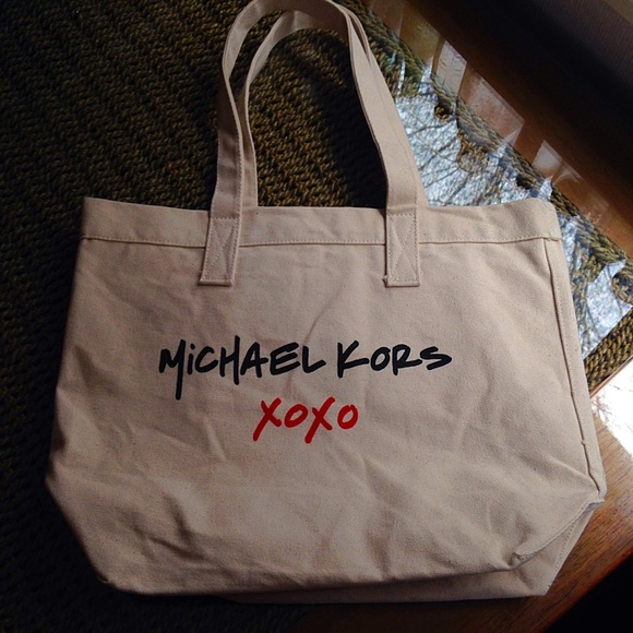 Michael Kors - Michael kors MK bag XOXO canvas tote trendy from ...
