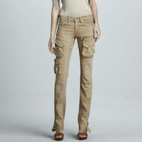 86% off Ralph Lauren Pants - Safari cargo pants from Ashley's ...