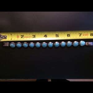 Jewelry - Mexican sterling silver 950 turquoise bracelet