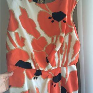 Jessica Simpson Dresses - Bold print Jessica Simpson dress tulip skirt