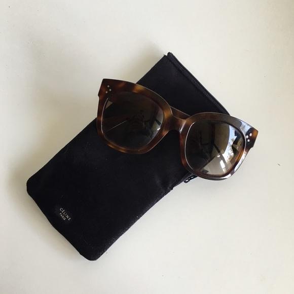 f5eeeadea89e Celine Accessories - Celine New Audrey Sunglasses