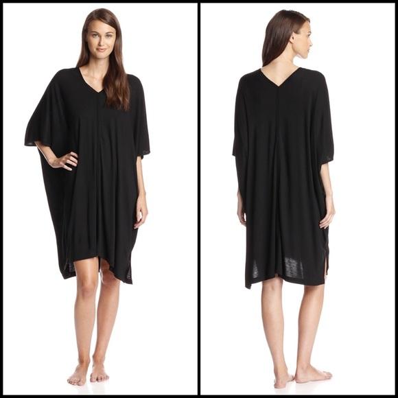 Natori Dresses | Shangrila Short Caftan | Poshmark