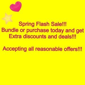 Accessories - Special discounts on bundles!!!!