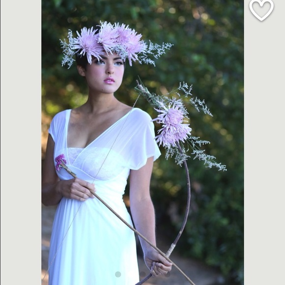 Chiffon Infinity Dress: 47% Off Coralie Beatrix Dresses & Skirts