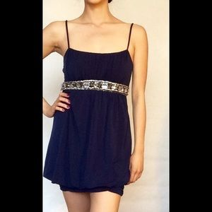 Navy Blue Dress from City Triangles 💎