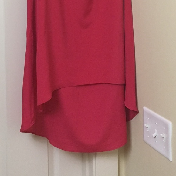 79 the limited dresses skirts pink high low skirt