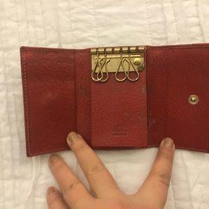 Gucci Accessories Gucci Key Case Key Holder