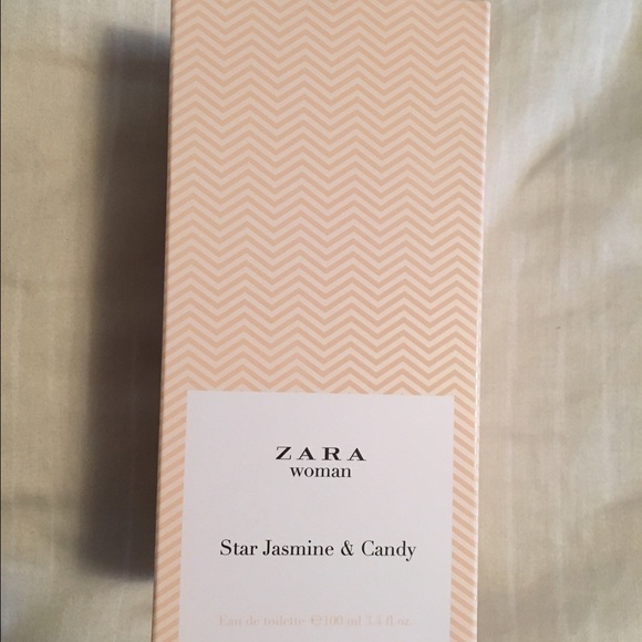 Zara Other Perfume Star Jasmine Candy Poshmark