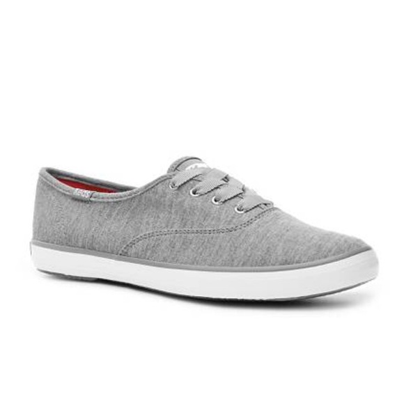 keds Shoes - Keds Champion Jersey Sneaker In Gray c155bf4d76c